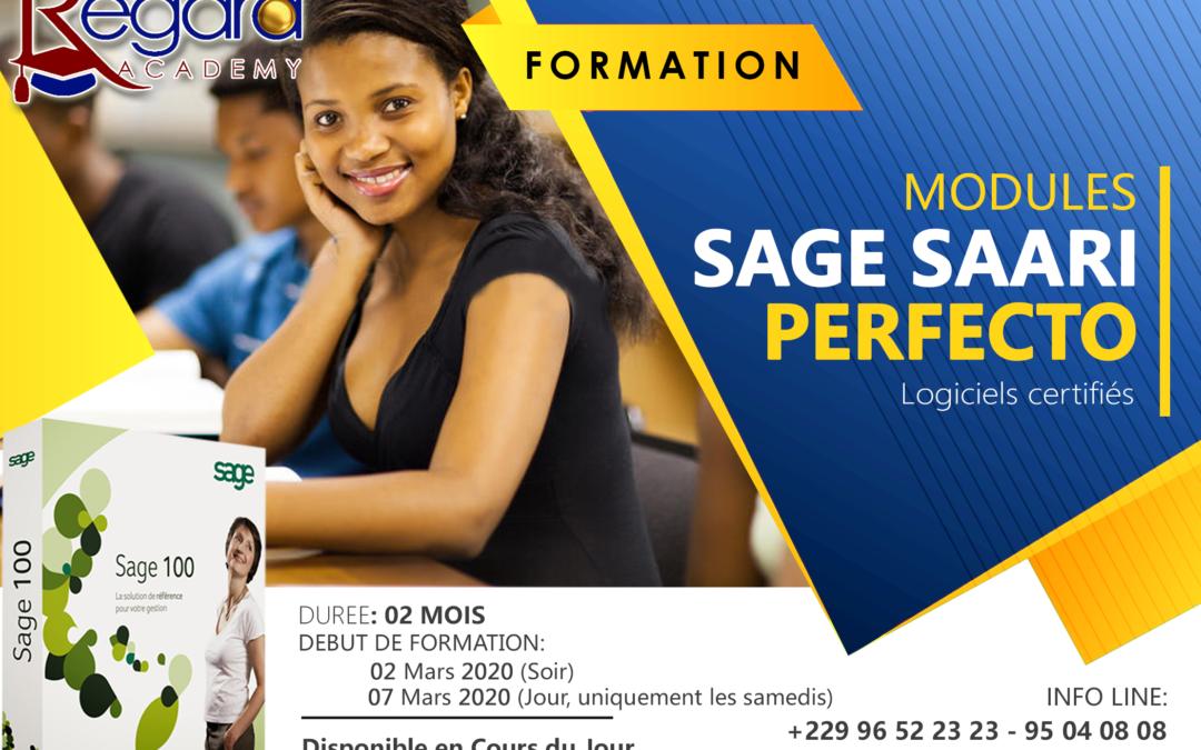 FORMATION SAGE SAARI – PERFECTO