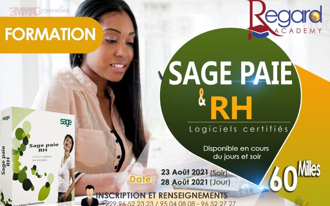 FORMATION SAGE PAIE – RH